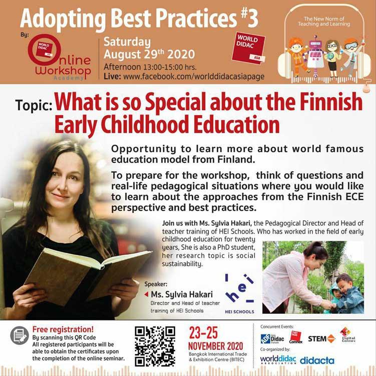 adopting best partices workshop