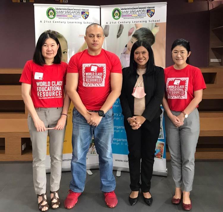 international teacher meetup