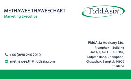 fiddasia namecard