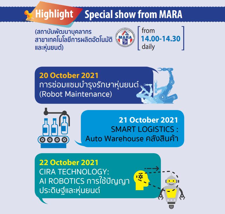 mara show